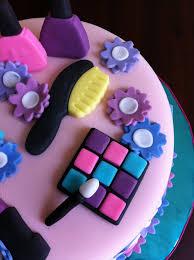 Cake Designs Birthday Girl 6 Year Old Girl Birthday Cakes Spa Themed Birthday Cake