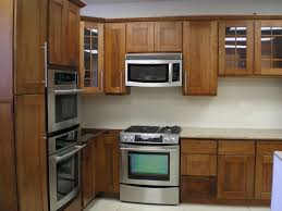 ... Modern Kitchen Appliances Kitchen Handles On Shaker Cabinets Cherry  Shaker Wood Kitchen Cabinets White Granite Kitchen ...