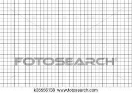 Stock Illustration Of Graph Paper Background K35556138 Search Eps