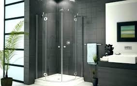 tub replacement shower pan breathtaking fiberglass replace with tile cost large size of to re