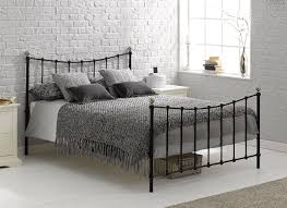 jasmine bed frame  black  dreams