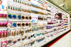target makeup aisle