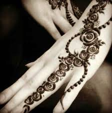 Small Picture Image result for henna rose petals design henna designs