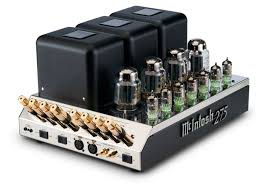 mcintosh mc275 vacuum tube amplifier loading zoom