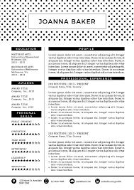 Baker Resume Joanna Baker Resume 2