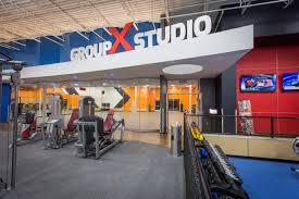 group x edge fitness