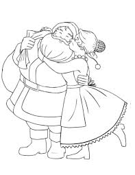 Small Picture 281 best Holiday Christmas Santa Coloring Art Print Pages