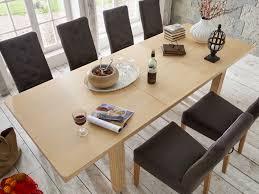 Esszimmer Tisch Esstisch Massivholz Tisch 160180 X 9095 Cm Casapino Mitohne Auszug Pinie Massiv