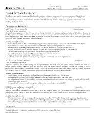 Executive Chef Resume Sample Resume Sample Directory