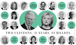Image result for Two Sets Of Rules clintons