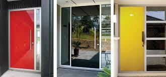 front doors nz. Beautiful Doors FIRST Plasma Glass Entrance Doors In Front Nz