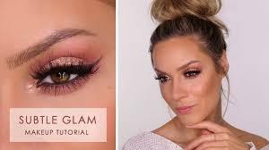 subtle glam makeup amazingmakeups com