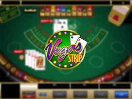 Vegas strip black jack