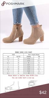 Basic Tan Booties These Go Perfect With Every Outfit Please