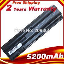 <b>5200mAh Laptop Battery for</b> HP Mini 110 4000 Mini 210 3000 ...