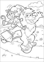 Small Picture Doras friends coloring pages Hellokidscom
