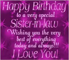 Beautiful Birthday Quotes For Sister In Law Best Of Happy Birthday Sister In Law Lucky To Have You As A Sister In