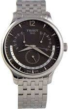 tissot tradition silver dial stainless steel case mens watch tissot men s t0636371603700 stainless 355 82 tissot tradition t0636371106700 stain