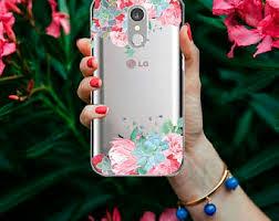 Lg v30, flowers, lg v30 plus, v20, clear case, g6, g6 g7, k20 k8, harmony, floral, phone q8 case | Etsy