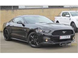 ford mustang 2016 black. Simple Black 2016 Ford Mustang Coupe With Black O