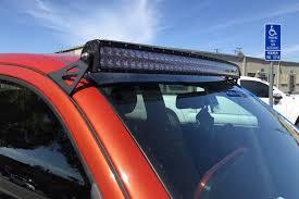 Van Light Bars