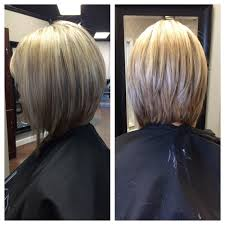 Bob Haircuts 2016 Back View