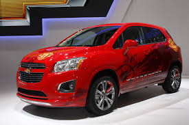 new car launched by chevrolet in indiaChevrolet to Launch Trax Compact SUV in India
