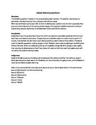 synthesis essay global warming by academics come first tpt synthesis essay global warming