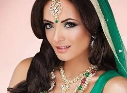 asian indian bridal hair and makeup artist london based