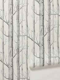 10 Excellent Sources for Buying Birch Tree Wallpaper | Apartment Therapy