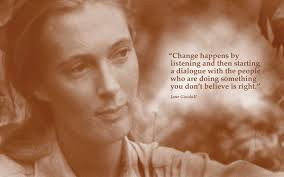 Jane Goodall Quotes Unique The Jane Effect Hen Scratches