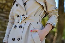 isla trench coat by named patterns