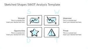 Swot Analysis Template Tows Matrix Word Pumpedsocial