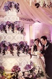 most beautiful wedding cakes 2015. Plain Beautiful Beautiful Wedding Cakes Purple Hunge Cake Intended Most Beautiful Wedding Cakes 2015 E