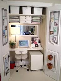office storage ideas small spaces. Interesting Small Ideas For Small Office Space Innovative Storage Spaces  Convert A Closet Into And Office Storage Ideas Small Spaces O