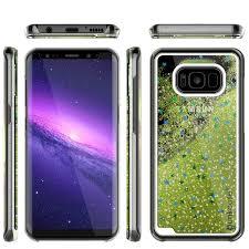 Samsung Galaxy S8 Green Light Galaxy S8 Case Punkcase Liquid Light Green Series