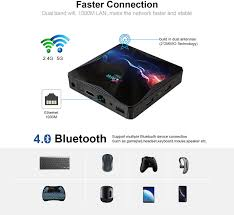 Networking Products 2020 Newest X96 Smart TV Box Streaming Media Player  H616 Quad-Core Support 1080P 4K HD 3D H.265 1000M Ethernet 2.4/5GHz Dual  WiFi Bluetooth Android Box Android TV Box 10.0 4GB