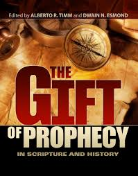 the gift of prophecy in scripture and history hardcover october 28 2016