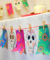 day of the dead diy diy projects day of the dead party ideas