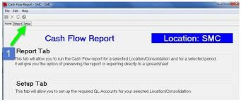 What Is A Cash Flow Report Generate A Cash Flow Statement Ids Astra