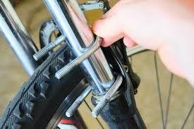 i also strongly suggest you stuff a piece of rubber or non slip alternative between the u bolts and fork this will prevent the motor from falling out
