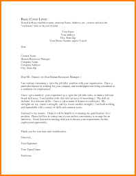 Resume Cover Letter Templates 100 easy cover letter childcare resume 95
