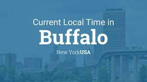 Current Local Time in Buffalo, New York ...