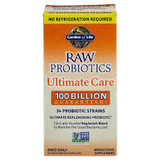 raw probiotics ultimate care 30 ct probiotics meijer grocery pharmacy home more