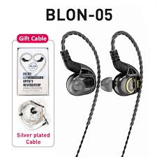 KBEAR <b>KB04</b> 1BA+1DD Hybrid In Ear <b>Earphone HIFI</b> DJ Sport ...