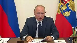 Обращение Путина к россиянам - YouTube