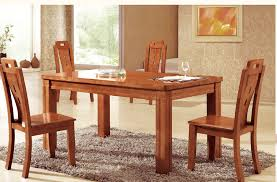 attractive wooden dining table and chairs outstanding all wood dining room chairs 27 in dining room