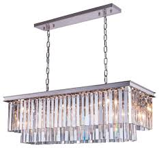 elegant lighting 1202d40pn rc pendant from the sydney collection