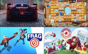 Tổng hợp game mobile đáng chú ý trong tháng 3