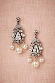 lovely vintage wedding chandelier earrings 3